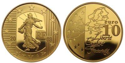 Eurogoldmünzen verkaufen