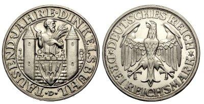 Gedenkmünzen Weimar Münzankauf