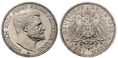 Münzen Ankauf Reuss