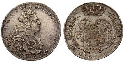 Münzen Ankauf Taler Sachsen