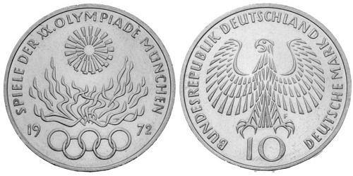 10-dm-brd-olympisches-feuer-1972-st