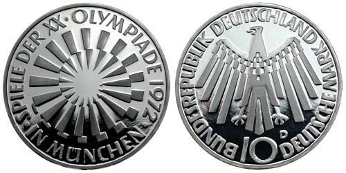 10-dm-brd-spirale-muenchen-1972-pp