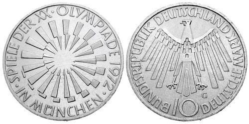 10-dm-brd-spirale-muenchen-1972-st
