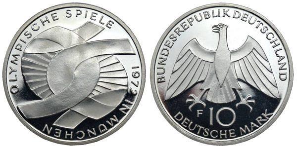 Münzen Aus Deutschland 1945 2001 Dm Hier Im Shop Muenzenladende