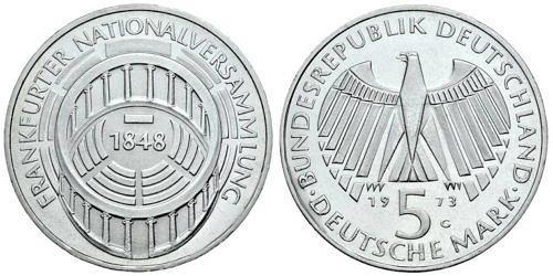 5-dm-brd-frankfurter-nationalversammlung-1973-st