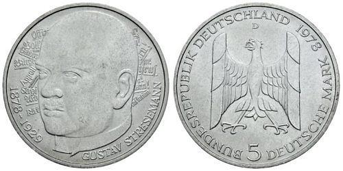5-dm-brd-gustav-stresemann-1978-st