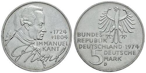 5-dm-brd-immanuel-kant-1974-st