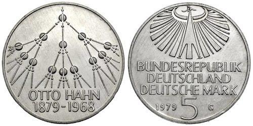 5-dm-brd-otto-hahn-1979-st