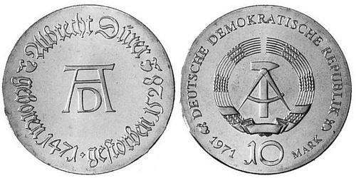 10-mark-ddr-albrecht-duerer-1971