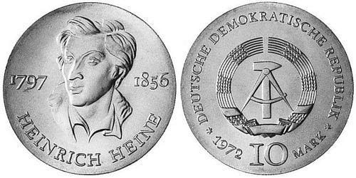 10-mark-ddr-heinrich-heine-1972