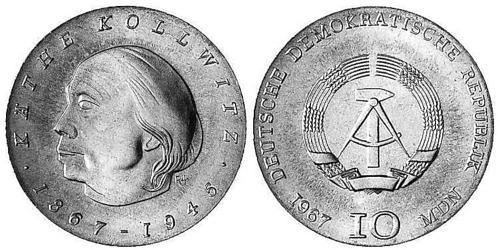 10-mark-ddr-kollwitz-1967