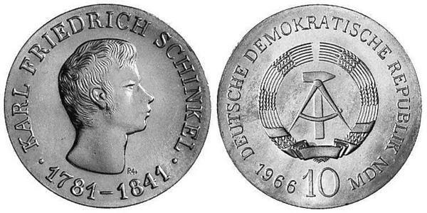 10 Mark Münzen Ddr Hier Im Shop Muenzenladende