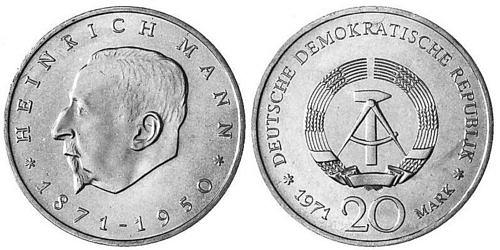 20-mark-ddr-heinrich-mann-1971