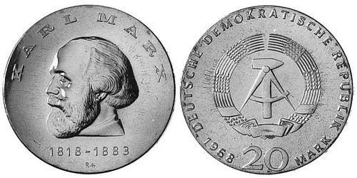 20-mark-ddr-karl-marx-1968