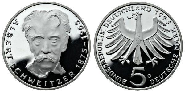 5 Dm Gedenkmünzen Brd Hier Im Shop Muenzenladende