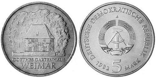 5-mark-ddr-goethes-gartenhaus-1982