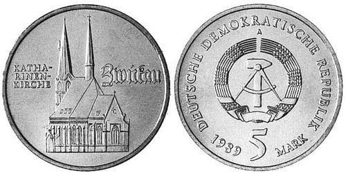 5-mark-ddr-katharinenkirche-zwickau-1989