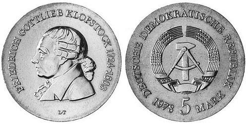 5-mark-ddr-klopstock-1978