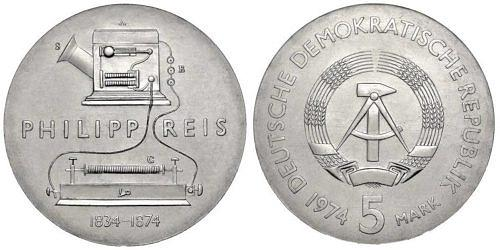 5-mark-ddr-philipp-reis-1974