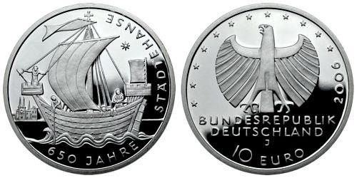 10-euro-650-jahre-staedtehanse-brd-2006-pp