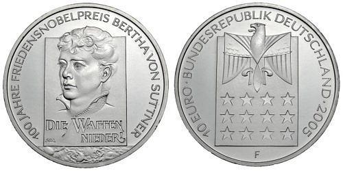 10-euro-bertha-von-suttner-brd-2005-st