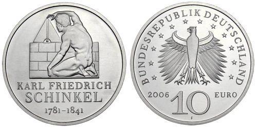 10-euro-karl-friedrich-schinkel-brd-2006-st