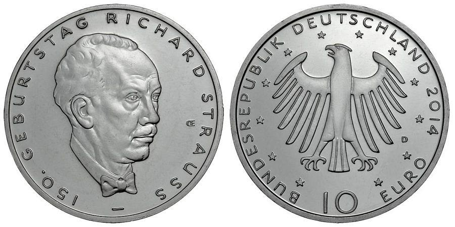 10-euro-richard-strauss-brd-2014-st