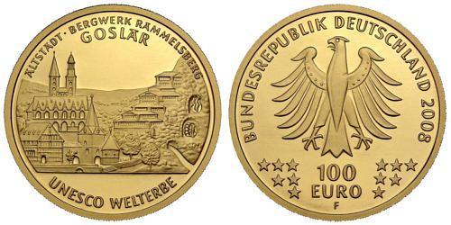 100-euro-unesco-welterbe-altstadt-goslar-bergwerk-rammelsberg-brd-2008-st