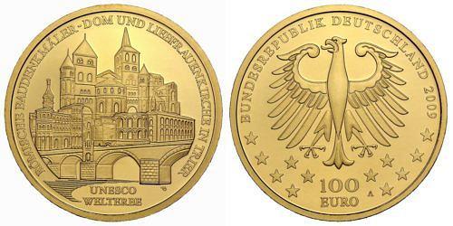 100-euro-unesco-welterbe-dom-und-liebfrauenkirche-trier-brd-2009-st