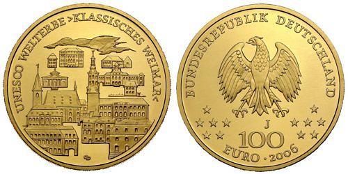 100-euro-unesco-welterbe-klassisches-weimar-brd-2006-st