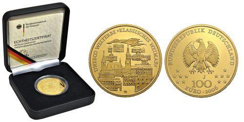 100-euro-unesco-welterbe-klassisches-weimar-brd-2006-st-etui