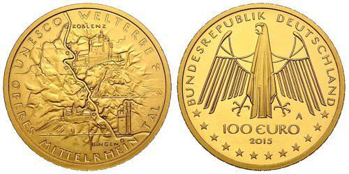100-euro-unesco-welterbe-oberes-mittelrheintal-brd-2015-st