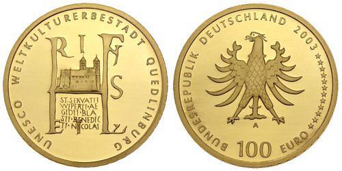 100-euro-unesco-weltkulturerbestadt-quedlinburg-brd-2003-st