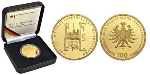 100-euro-unesco-weltkulturerbestadt-quedlinburg-brd-2003-st-etui