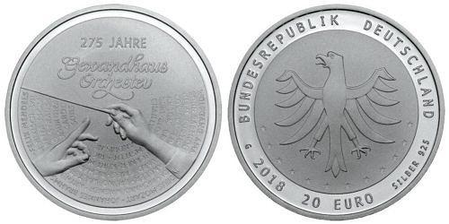 20-euro-275-jahre-gewandhaus-orchester-brd-2018-st