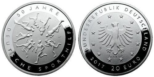 20-euro-50-jahre-deutsche-sporthilfe-brd-2017-pp-var1
