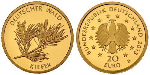 20-euro-gold-deutscher-wald-kiefer-brd-2013-st