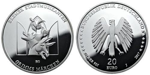 20-euro-grimms-maerchen-bremer-stadtmusikanten-brd-2017-pp-var1