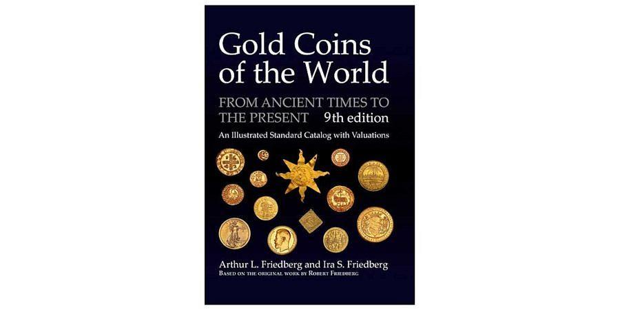 Friedberg-gold-coins-of-the-world-9-auflage