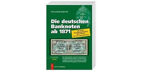 Grabowski-die-deutschen-banknoten-ab-1871-21-auflage