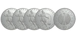 10 Euro 500 Jahre Till Eulenspiegel Brd 2011 Muenzenladende