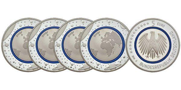 Polymer Münzen Hier Im Shop Muenzenladende