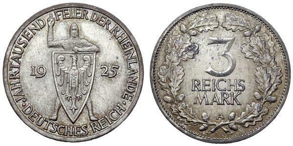 Münzen Weimarer Republik Hier Im Shop Muenzenladende