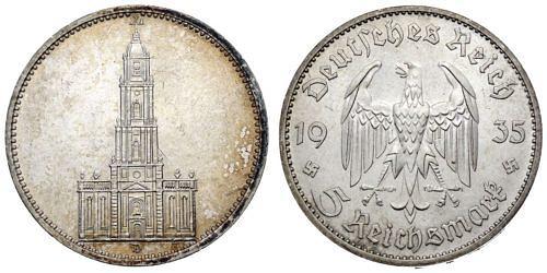 Münzen Drittes Reich
