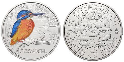 3-euro-oesterreich-tiertaler-eisvogel-2017