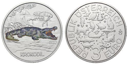 3-euro-oesterreich-tiertaler-krokodil-2017