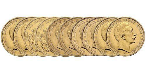 10-stueck-20-mark-kaiserreich-anlergerlot