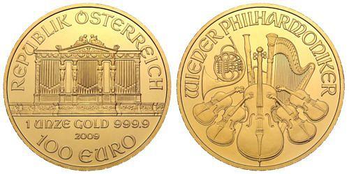 100-euro-gold-philharmoniker-oesterreich