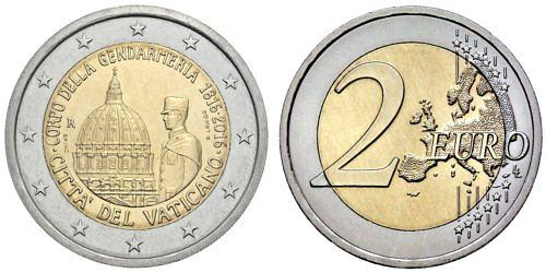 2-euro-200-jahre-vatikanische-gendarmarie-vatikan-2016-st-1