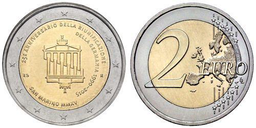 2-euro-25-jahre-deutsche-einheit-san-marino-2015-st-1